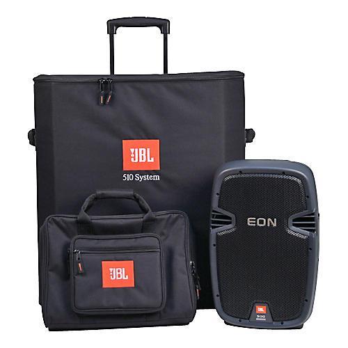 JBL EON10 System Cases (3rd Generation) Black