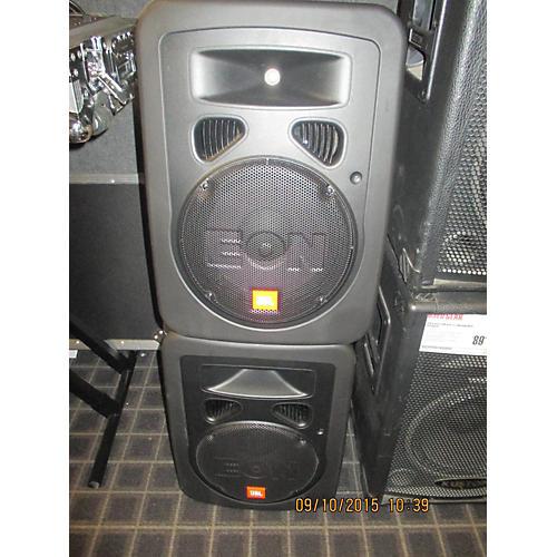 JBL EON10P G2 PAIR Powered Speaker