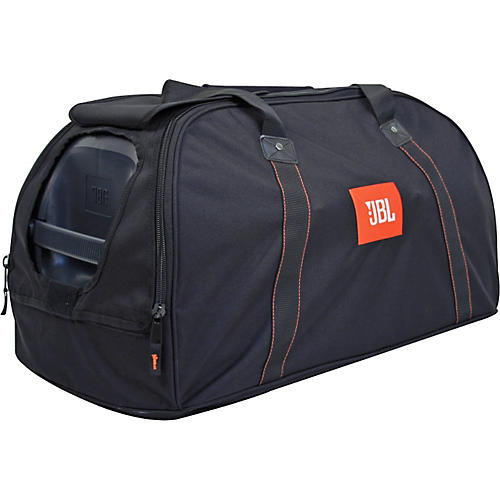 JBL EON15 Deluxe PA Speaker Carrying Bag (3rd Generation) Black Orange
