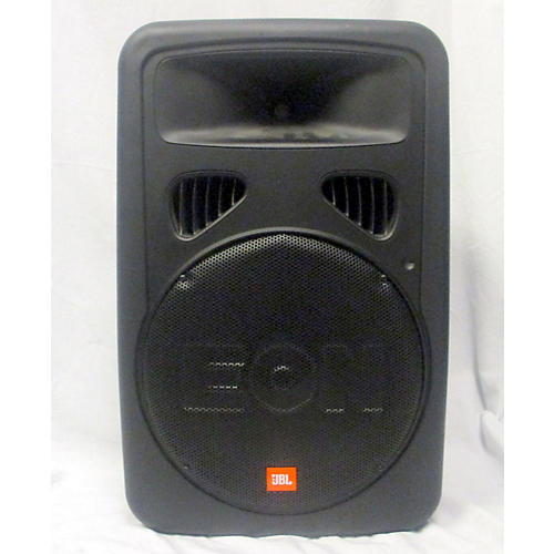 used jbl eon15 g2 powered speaker guitar center. Black Bedroom Furniture Sets. Home Design Ideas