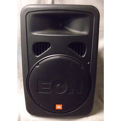 JBL EON15G2 Black Powered Speaker