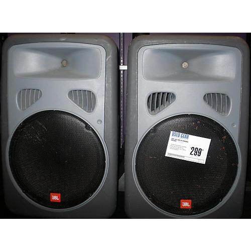 used jbl eon15p powered speaker guitar center. Black Bedroom Furniture Sets. Home Design Ideas