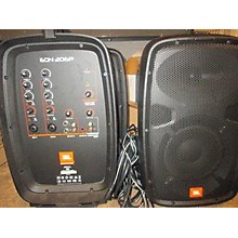 JBL EON206P Sound Package
