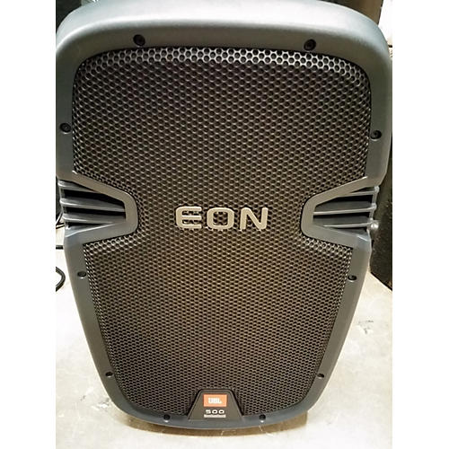 JBL EON510 Gray Power Amp
