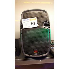 used jbl eon510 powered speaker guitar center. Black Bedroom Furniture Sets. Home Design Ideas