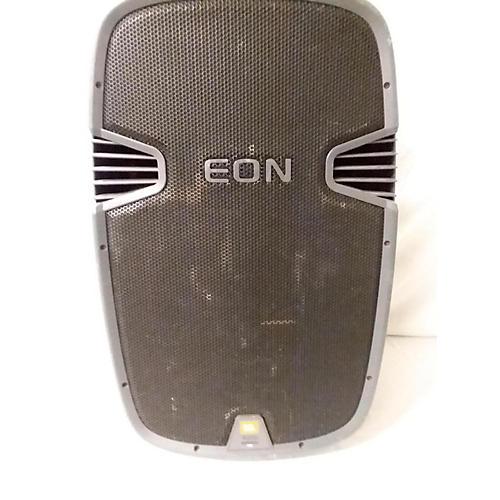used jbl eon515 powered speaker guitar center. Black Bedroom Furniture Sets. Home Design Ideas
