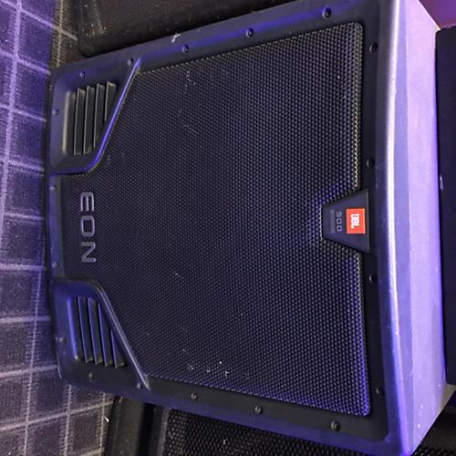 JBL EON518S Powered Subwoofer-thumbnail