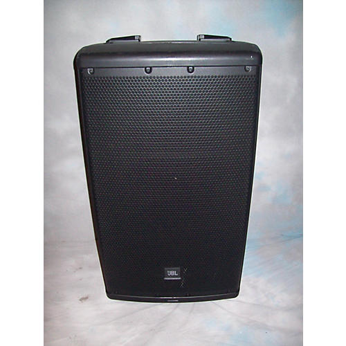 used jbl eon612 powered speaker guitar center. Black Bedroom Furniture Sets. Home Design Ideas