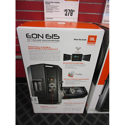 JBL EON615 Powered Speaker-thumbnail