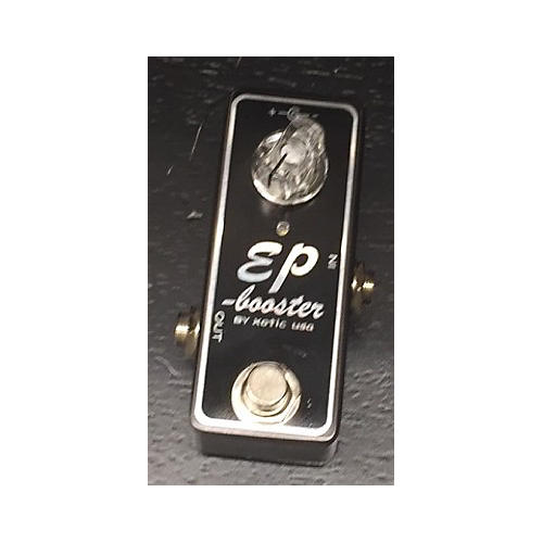 Xotic EP Booster Effect Pedal-thumbnail