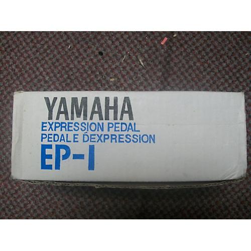 Yamaha EP1 Expression Sustain Pedal