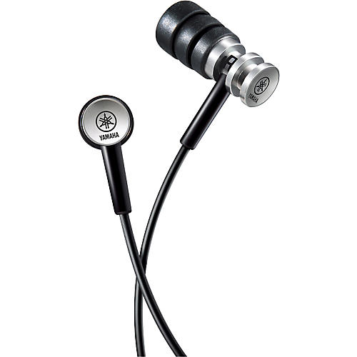 Yamaha EPH-100 In-Ear Professional Headphones Silver