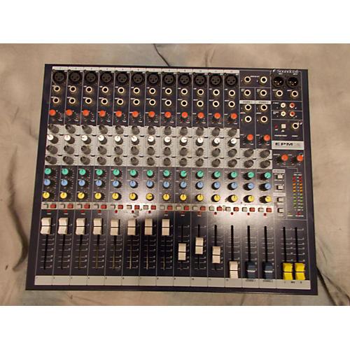 Soundcraft EPM12 Unpowered Mixer