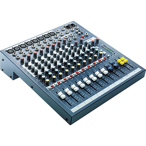 Soundcraft EPM8 8-Channel Multi-format Mixer-thumbnail