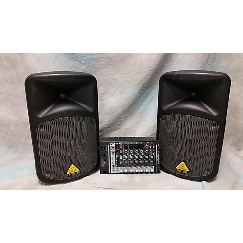 Behringer EPS500MP3 Sound Package-thumbnail