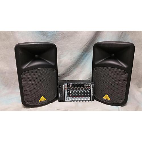 Behringer EPS500MP3 Sound Package
