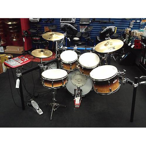 used pearl epro live electric drum set guitar center. Black Bedroom Furniture Sets. Home Design Ideas