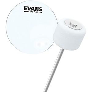 Evans EQ Bass Drum Patch by Evans