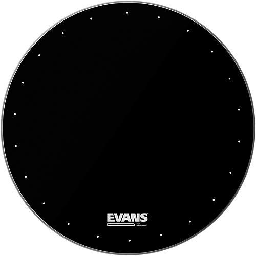 Evans EQ1 Resonant Black Drumhead