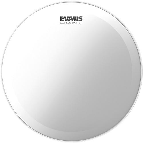 Evans EQ3 Frosted Bass Drum Head-thumbnail