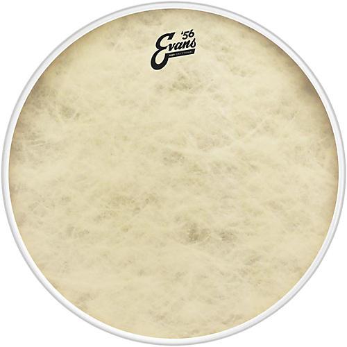 Evans EQ4 Calftone Bass Drum Head 26 in.-thumbnail