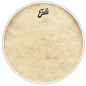 Evans EQ4 Calftone Tom Hoop Drum Head by Evans