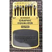 EQ700 Graphic Equalizer 7-Band EQ Pedal