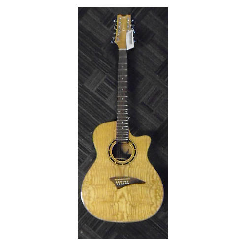 Dean EQA 12 GN 12 String Acoustic Electric Guitar-thumbnail