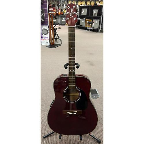 Dean EQATBK Acoustic Electric Guitar