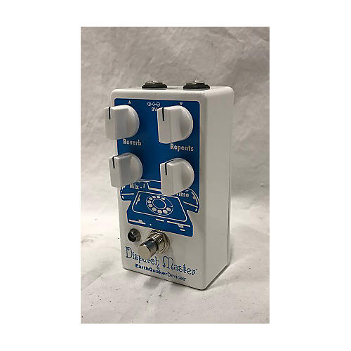 Earthquaker Devices EQDDISP Dispatch Master Delay And Reverb Effect Pedal-thumbnail