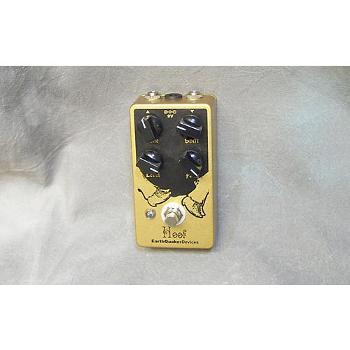 Earthquaker Devices EQDHOOF Hoof Germanium/Silicon Hybrid Fuzz Effect Pedal