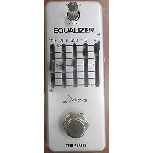 Donner EQUALIZER Pedal