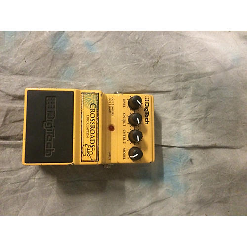 Digitech ERIC CLAPTON CROSSROADS Effect Processor