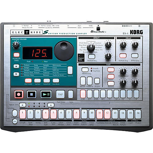 Korg ES-1 Electribe with Backpack-thumbnail