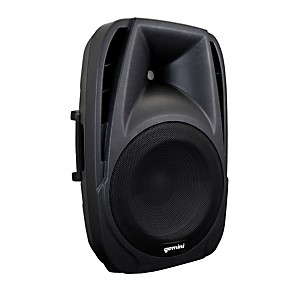 Gemini ES-12BLU 12 inch ABS powered Loudspeaker with Bluetooth MP3 player by Gemini