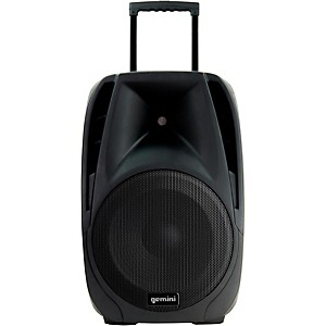 Gemini ES-15TOGO 15 inch Active Battery-Powered Loudspeaker by Gemini
