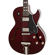 ES-175 Premium Hollowbody Electric Guitar Wine Red