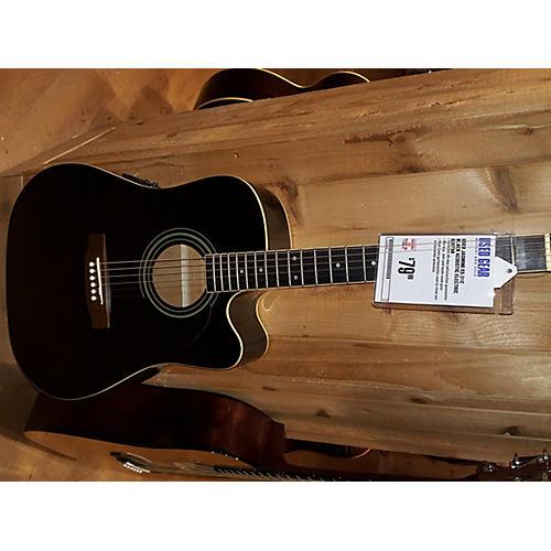 Jasmine ES-31C Acoustic Electric Guitar-thumbnail