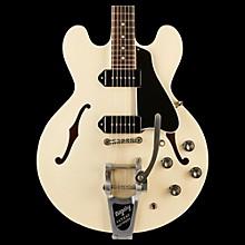 Gibson ES-330 Tamio Okuda Hollowbody Electric Guitar Classic White