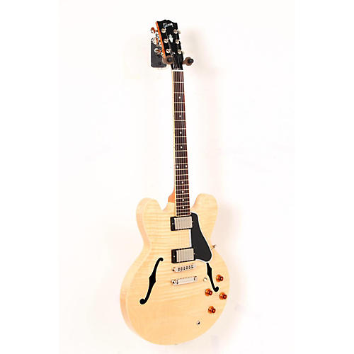 Gibson ES-335 Dot Figured-Top Electric Guitar with Gloss Finish Antique Natural 888365330181