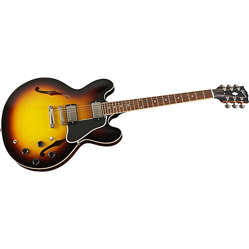 Gibson ES-335 Dot Figured-Top Electric Guitar with Gloss Finish