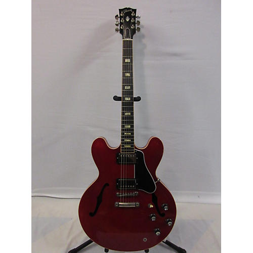 Gibson ES-335 Hollow Body Electric Guitar-thumbnail