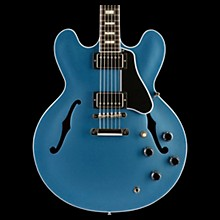 Gibson ES-335 Limited Run Semi-Hollow Electric Guitar Pelham Blue