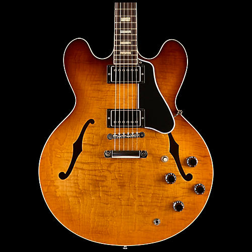 Gibson ES-335 Premier Figured Semi-Hollow Electric Guitar-thumbnail