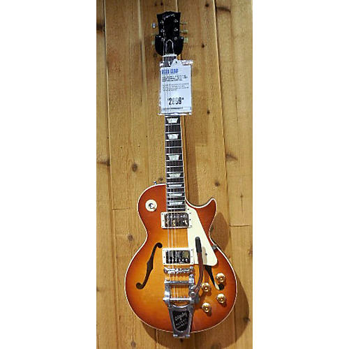 Gibson ES LES PAUL BIGSBY MEMPHIS LIMITED Honey Burst Hollow Body Electric Guitar