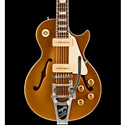 Gibson ES-Les Paul P-90 with Bigsby VOS Semi-Hollow Electric Guitar