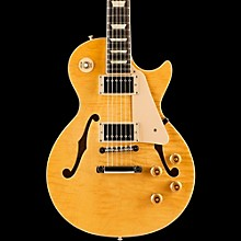 Gibson ES-Les Paul Semi-Hollow Body Electric Guitar Transparent Amber