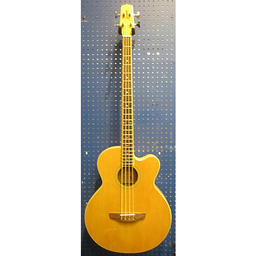 Jasmine ES100C-M Acoustic Bass Guitar Natural