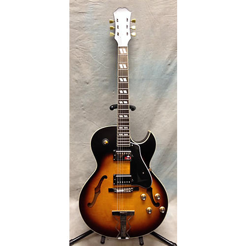 Epiphone ES175 Premium Sunburst Hollow Body Electric Guitar-thumbnail