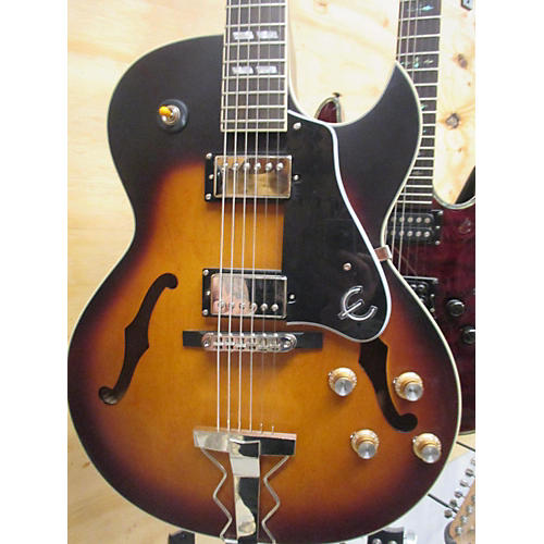 Epiphone ES175 Reissue Hollow Body Electric Guitar-thumbnail